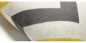 Декоративная квадратная подушка Agnes  45x45 см, цветная 0