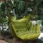 Подвесной гамак-качели с подушками Iguana, зеленый 0