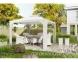 Садовый навес Canopy Royal из искусственного ротанга (белый, коричневый, серый, бежевый) 3