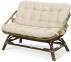 Набор плетеной ротанговой мебели для отдыха 2