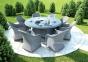 Садовое кресло Leonardo Royal из искусственного ротанга 2