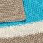 Трикотажный плед Droll 125x150 см в ассортименте 2