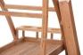 Деревянный сервировочный столик из тика 3
