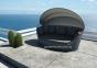 Диван для отдыха Portofino Royal c навесом 2