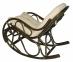Кресло-качалка из натурального ротанга 05/17 2