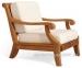 Комплект тиковой мебели для отдыха с трехместным диваном Cruise 4