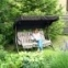 Трехместные садовые качели Montreal 0
