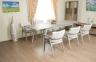 Набор мебели Elita из массива дерева махагон в ротанговом плетении 0