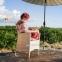 Кресло садовое Wicker из искусственного ротанга в ассортименте 6
