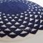 Круглая декоративная подушка Zappa 45x45 см в ассортименте 2