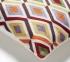 Декоративная прямоугольная подушка Tahoma 30x50 см, многоцветная 0