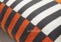 Подушка декоративная Annie из трикотажа 45x45 см, цветная  0