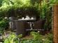 Столовый комплект садовой мебели Filip & Dolce Vita Royal из искусственного ротанга 0