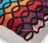 Подушка интерьерная Cubik 45x45 см, многоцветная 0