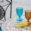 Круглый садовый столик Mosaic, диаметр 60 см 0