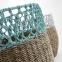 Набор корзин Maja из натурального волокна 0