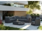 Садовый диван Venezia Royal из искусственного ротанга, центральный модуль 5
