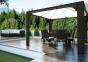 Садовый навес Canopy Royal из искусственного ротанга (белый, коричневый, серый, бежевый) 2