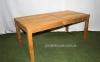 Кофейный столик Selbi из тика 120х60 см 0