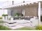 Садовый диван Venezia Royal из искусственного ротанга, центральный модуль 7