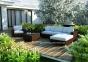Кресло садовое Milano Modern из искусственного ротанга 0