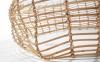 Кофейный столик Bettel из натурального ротанга со стеклом 3