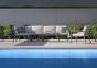Модульный набор садовой мебели Lugo Stone & Wood c элементами из тика 10