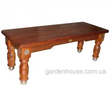 Кофейный столик Pacific из мербау
