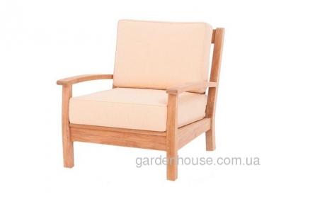 Кресло садовое Palermo из тика