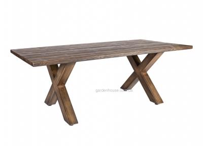 Большой садовый стол Geneva 200х100 см