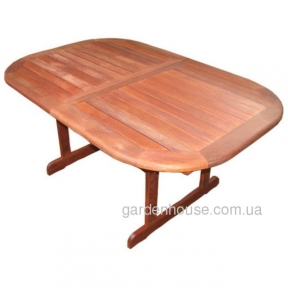 Садовый раскладной стол Vienna из мербау