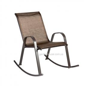 Садовое кресло-качалка Dublin из текстилена