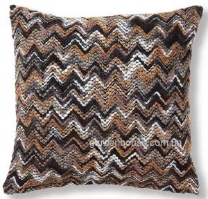 Подушка интерьерная Tilma 45x45 см, многоцветная