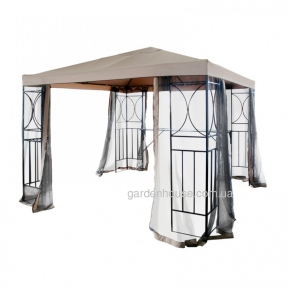 Садовый шатёр Shady с москитной сеткой