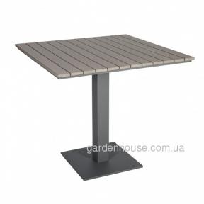 Стол Larache из металла и искусственного дерева