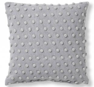 Декоративная квадратная подушка Temara 45x45 см в ассортименте