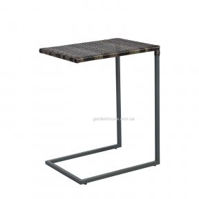 Вспомагательный столик Wicker из искусственного ротанга