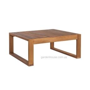 Кофейный столик Alpinia из массива акации