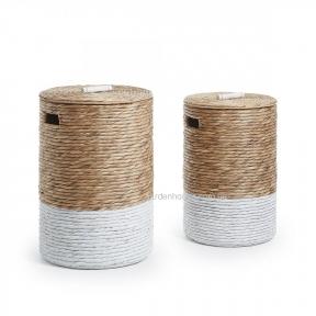 Набор из 2-х корзин Maja из натурального волокна