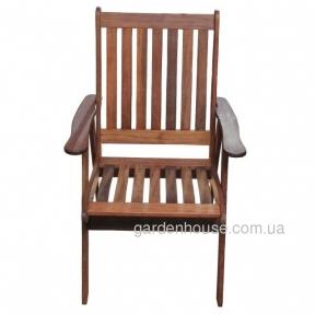 Кресло садовое Raffles из мербау