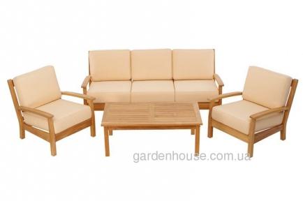 Комплект тиковой мебели Palermo для отдыха
