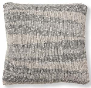 Подушка трикотажная квадратная Base 45x45 см, серый