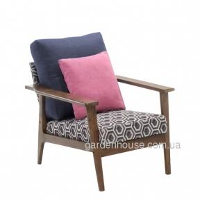 Мягкое кресло Ambient из массива гевеи