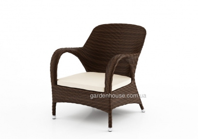 Садовое кресло Firenze из искусственного ротанга