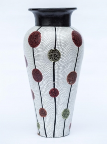 Напольная керамическая ваза Classic 60 см (в ассортименте 5 расцветок)