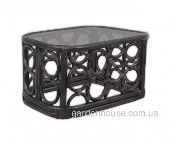 Кофейный столик Lyla из натурального ротанга