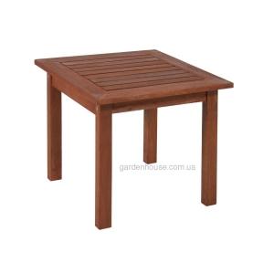 Приставной (вспомогательный) столик Bordeaux из массива меранти