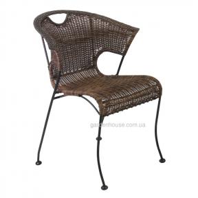 Садовый стул Billy из искусственного ротанга, штабелируемый