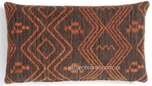 Подушка декоративная Nicam из жаккарда 30x50 см в ассортименте