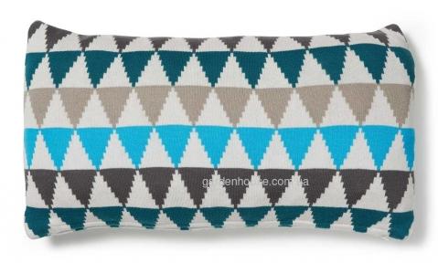 Декоративная прямоугольная подушка Adel 30x50 см, цветная